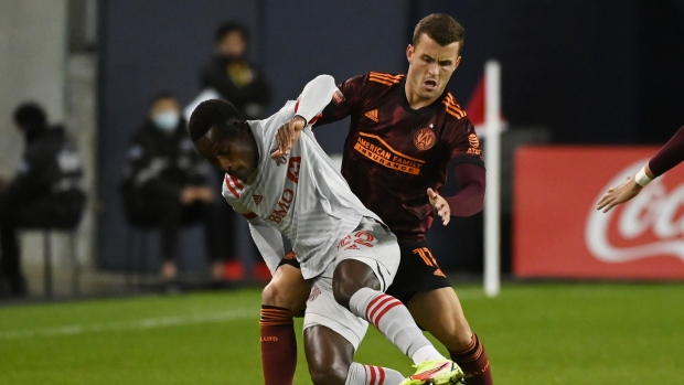 TFC eliminated from playoff contention