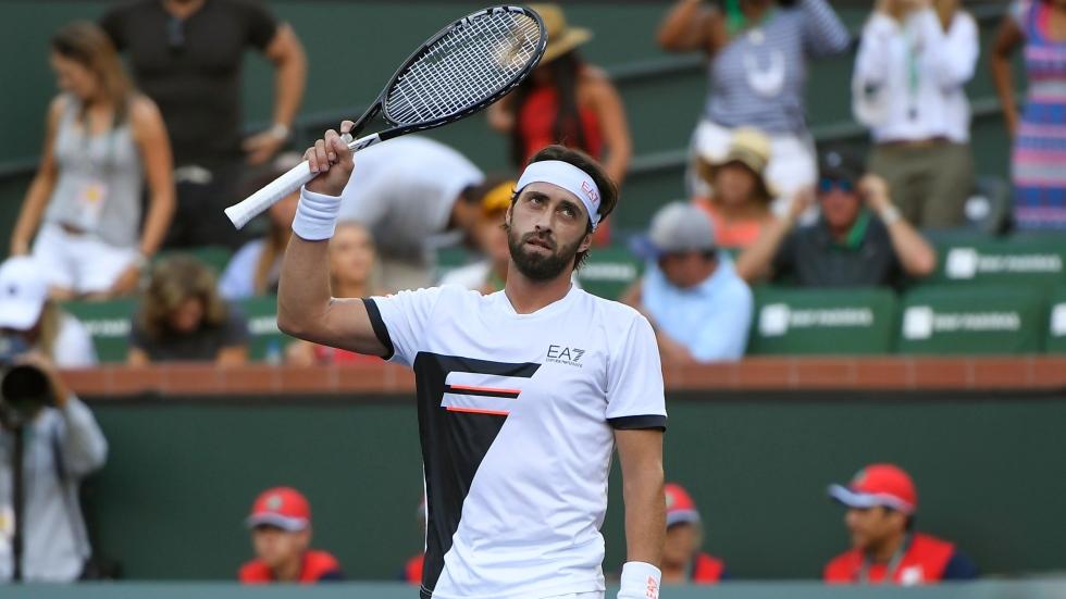 Basilashvili, Norrie reach Indian Wells final