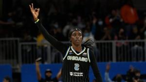 Sky's Copper named WNBA Finals MVP