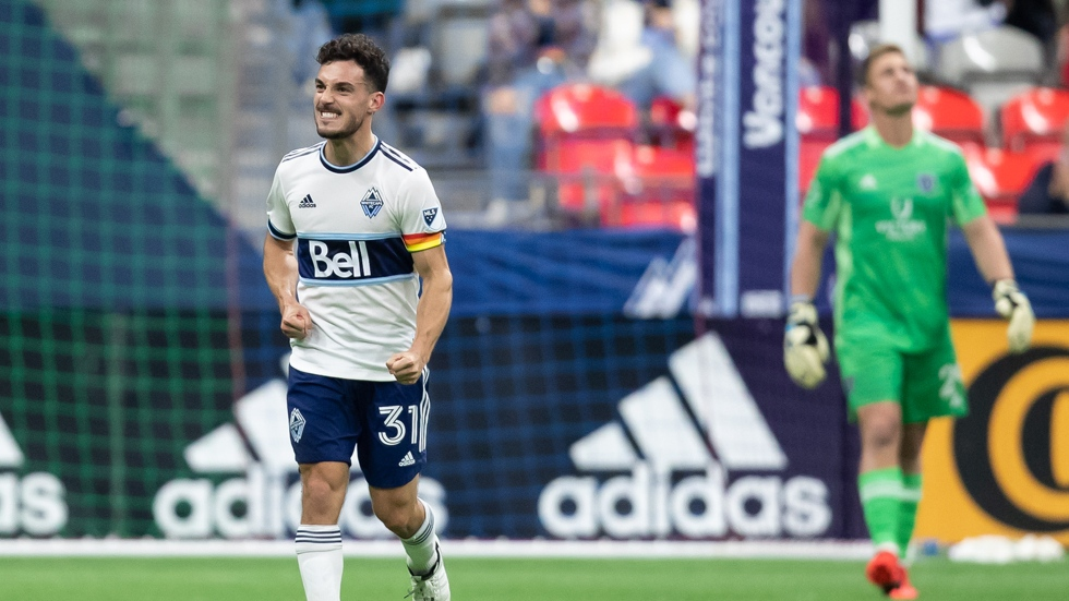 Whitecaps still in playoff race after victory over Sporting KC