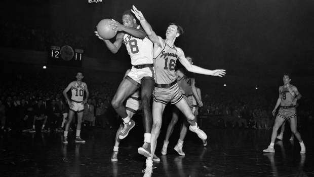 A look back: First Black players in the NBA