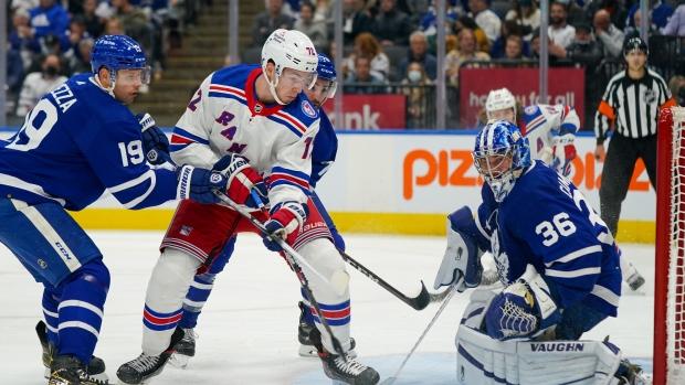 Panarin scores OT winner as Rangers edge Maple Leafs