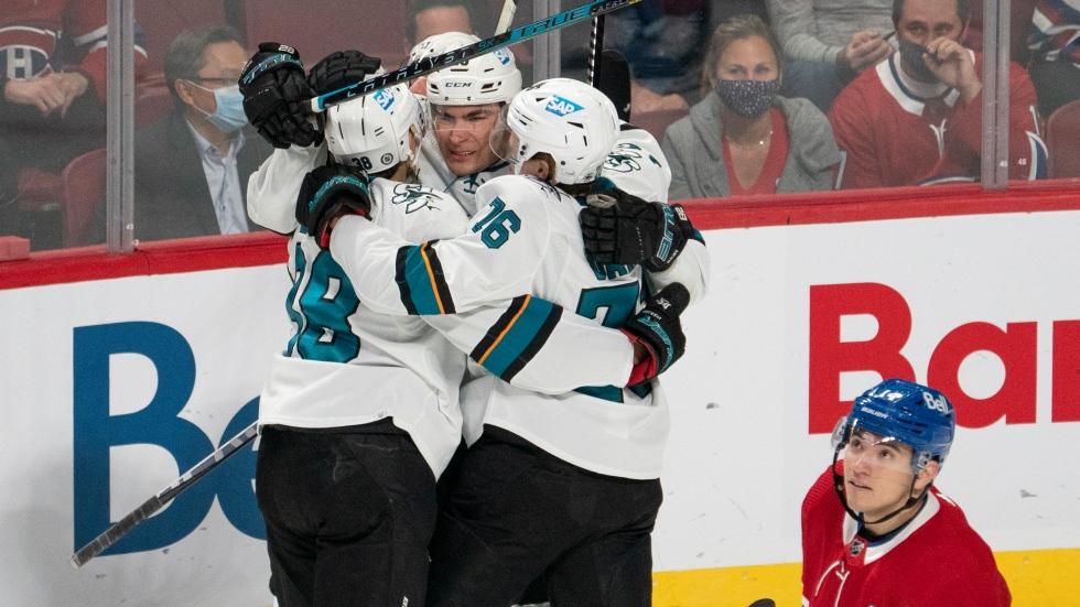 WATCH LIVE: Sharks vs. Canadiens in TSN 5G (Regional)
