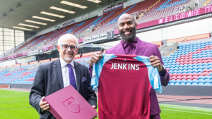 Saints' Jenkins becomes stakeholder in Burnley