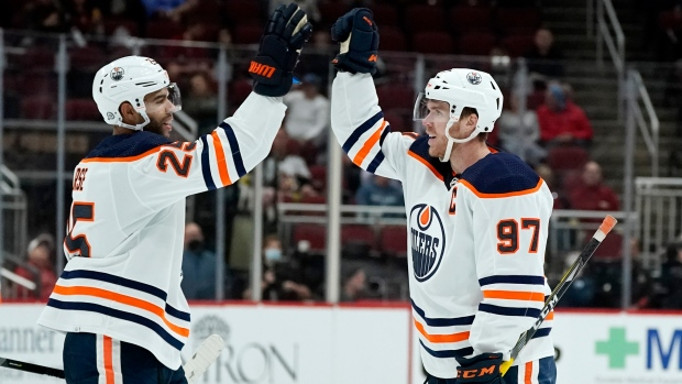 McDavid scores 200th goal in Oilers' win over Coyotes