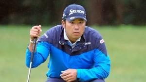 Masters champ Matsuyama takes 2nd-round lead at Zozo
