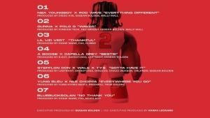 Kawhi Leonard drops first music project 'Culture Jam Vol. 1'