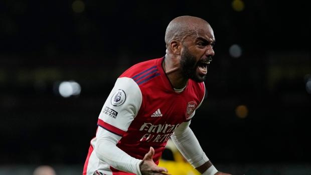 Arsenal beats Aston Villa in Premier League - TSN