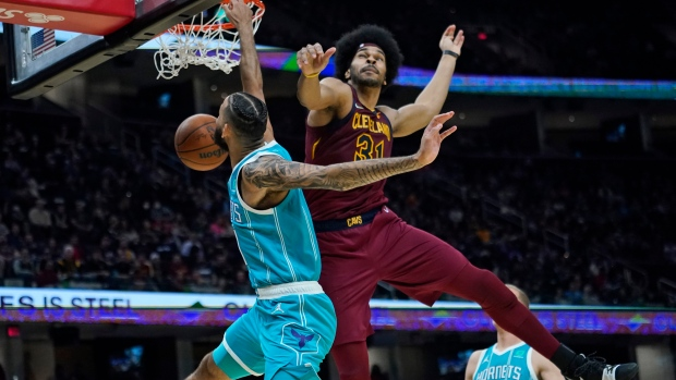 Bridges scores 30 points, Hornets beat careless Cavaliers