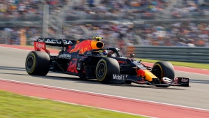 Perez fastest in final practice before US. Grand Prix qualifying
