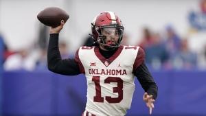 No. 3 Oklahoma holds off Kansas behind Williams' runs