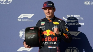 Verstappen takes pole over Hamilton to start US Grand Prix