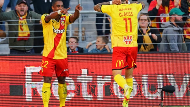 Said scores pair as Lens beats Metz