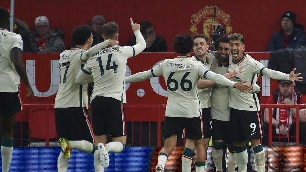 Salah gets hat trick as Liverpool humiliates Man United