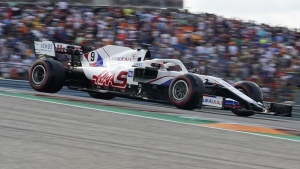 'Home' race in Texas more of the same for Haas