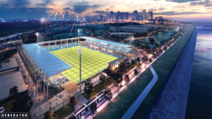 Kansas City NWSL announces new stadium, becoming the first in the US specifically for a women's team