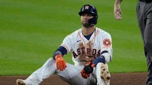 Baker: Astros 'very confident' despite dropping Game 1