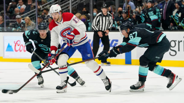 Anderson: Habs 'just not executing individually'