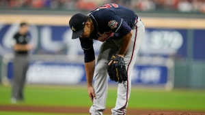 Morton threw 16 pitches on a broken leg, apologized that it wasn't more