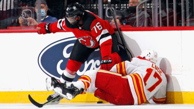 Subban fined $5K for dangerous trip on Lucic