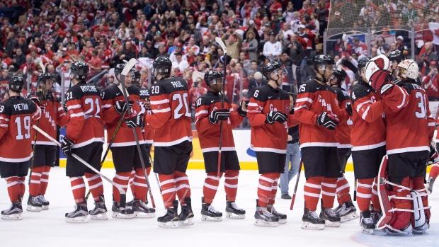 World Junior Hockey coming to BC