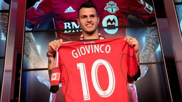 on sale 300cb 7f3d5 Giovinco set to make impact with Toronto FC - TSN.ca