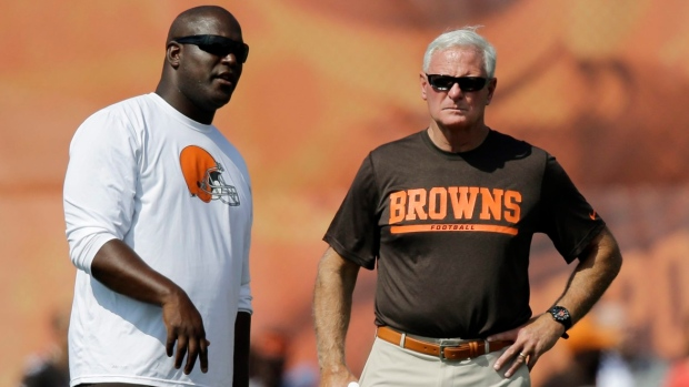 Ray Farmer Jimmy Haslem