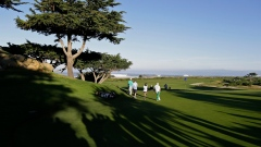 Brandt Snedeker, enjoying sunshine and birdies, shares lead at Pebble Beach Article Image 0