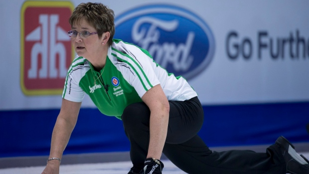 Canada's senior curling teams open worlds with wins