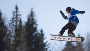 Quebec wins two snowboard golds at Canada Games