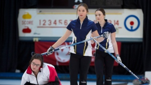 Ontario wins gold in women's curling at Canada Winter Games