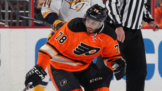 Paris Attacks Hit Home For Flyers Bellemare Tsn Ca