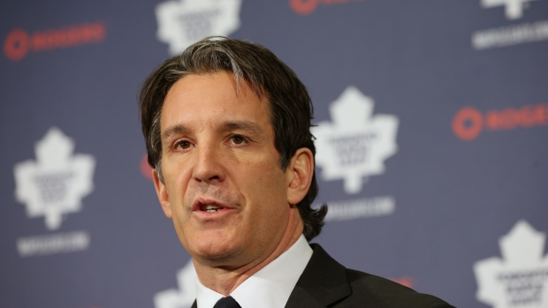 Maple Leafs sign Shanahan to six-year extension - TSN.ca