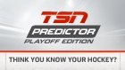 TSN Predictor: Playoff Edition logo