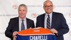 Nicholson and Chiarelli