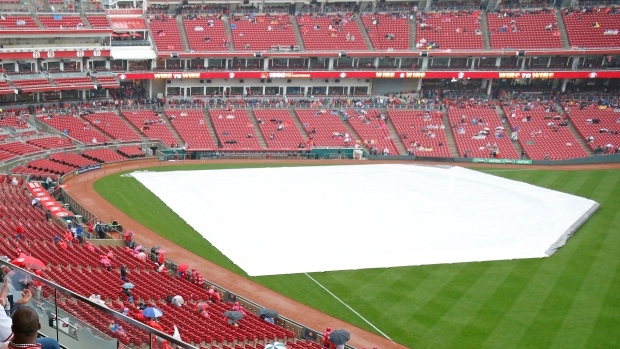 Pirates, Reds game postponed due to rain - TSN ca