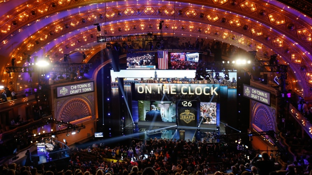 NFL draft headed to Philadelphia