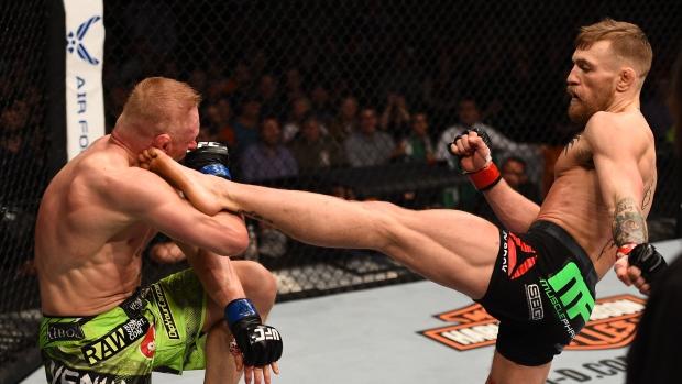 29bf8e7e1d77b UFC will initially lose money with Reebok - TSN.ca