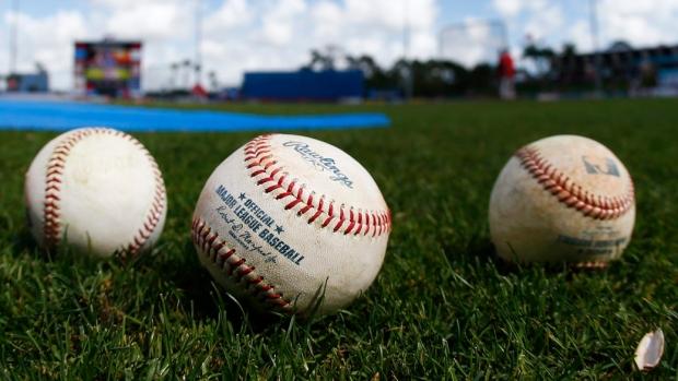 Mlb-baseballs
