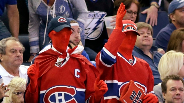 sports shoes 376ed 68a09 Habs fans disappointed after playoff exit - TSN.ca