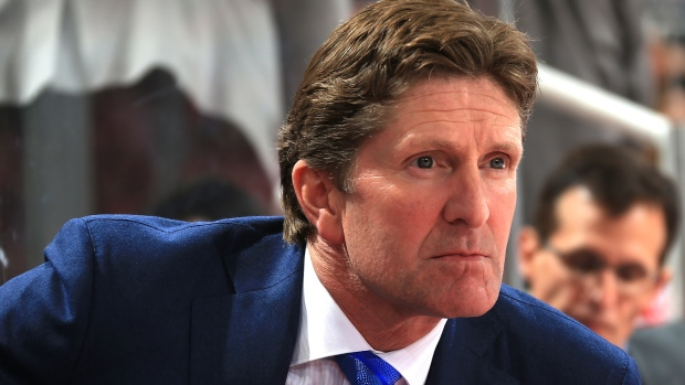 Babcock joins Leafs with 8-year, $50M deal - TSN.ca