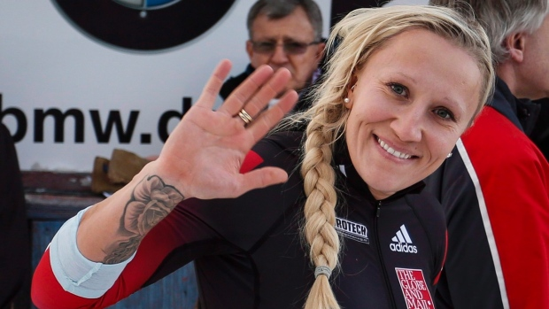 Bobsleigh Canada Skeleton releases Kaillie Humphries to compete for USA - TSN.ca