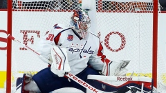 Goalie Philipp Grubauer re-sings with Washington, looks to be Braden Holtby's backup Article Image 0