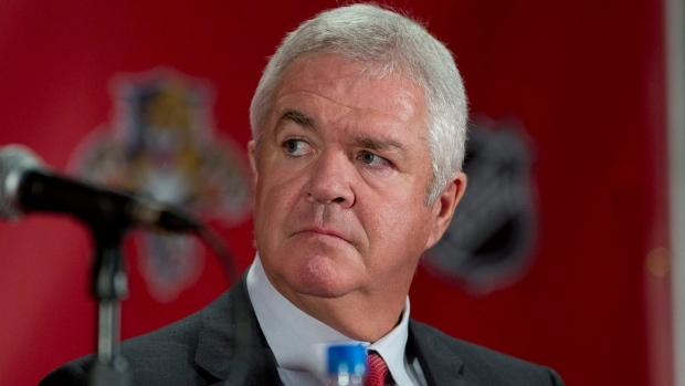 Panthers reinstate Tallon as GM, remove Rowe as coach