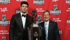 Carey Price and Ted Lindsay