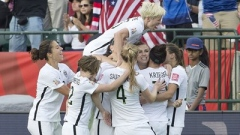 Germans rue missed penalty as US advances to World Cup final article image