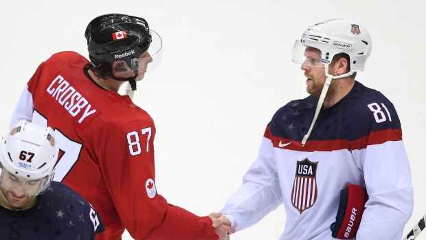 Crosby and Kessel