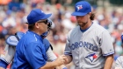 John Gibbons and R.A. Dickey