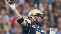 Bombers head coach Mike O'Shea believes quarterback Willy will play versus Als Article Image 0