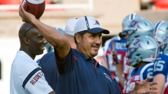 Alouettes Anthony Calvillo